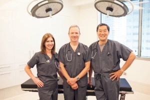 The physicians of Outpatient Anesthesia Services have decades of experience and specialize in keeping our patients comfortable and safe during surgery.