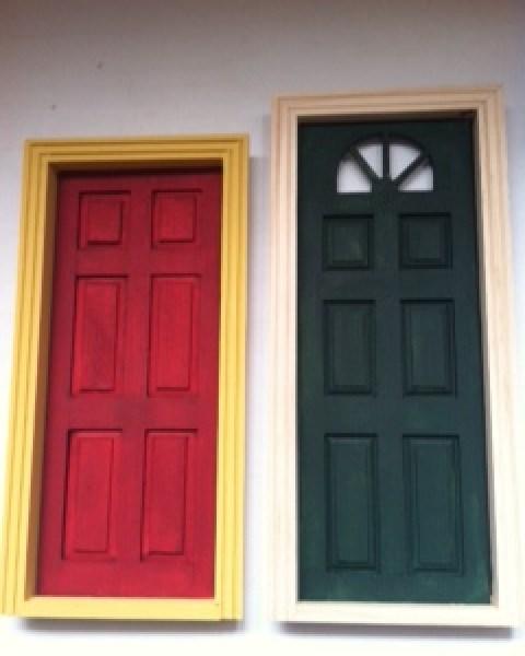 Faerie Doors-Under Construction