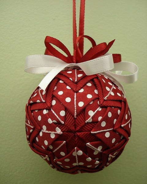 DIY Mini Project: Quilted Christmas Ornament