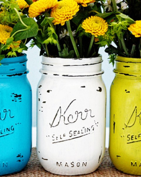 10 Truly Excellent Ways To Use Mason Jars
