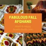 A Roundup of Fabulous Fall Afghans