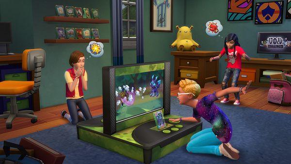 Test Les Sims 4 Chambre D Enfants