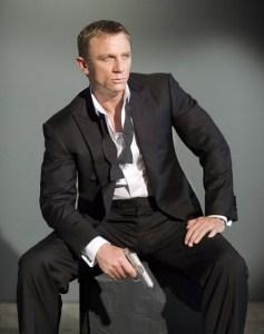 Does Daniel Craig Hate James Bond?
