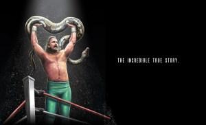 The Resurrection of Jake the Snake - Banner