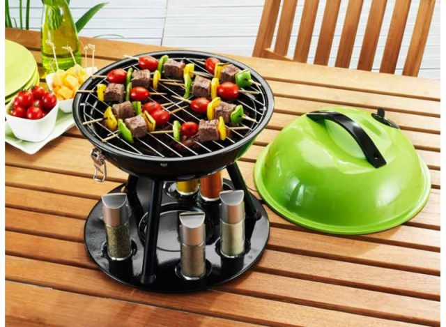 barbecue-table