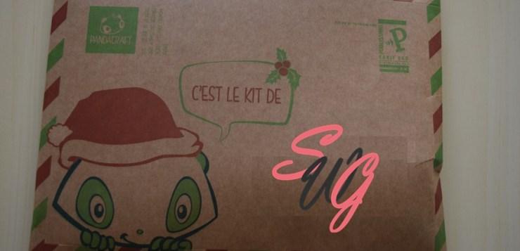 Le joli kit de décembre de Pandacraft