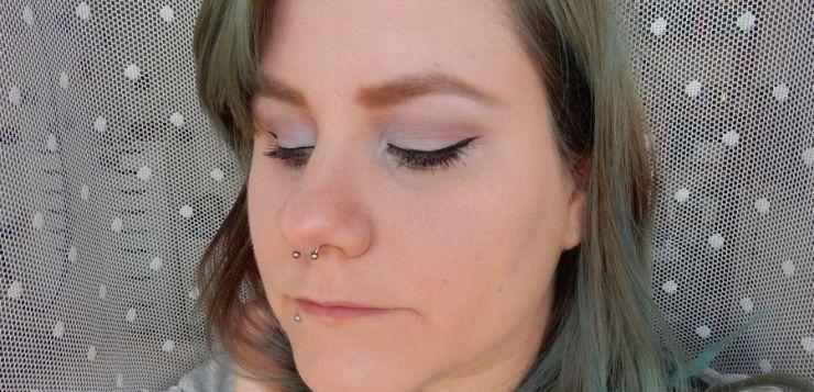 Maquillage tout doux avec la palette Nordic Skies