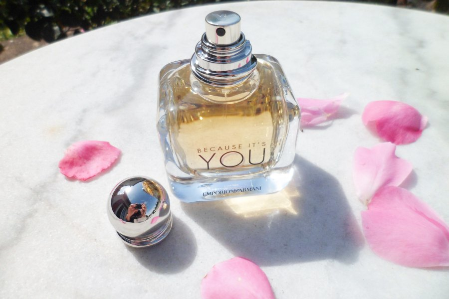 Nouveau parfum You d'Armani
