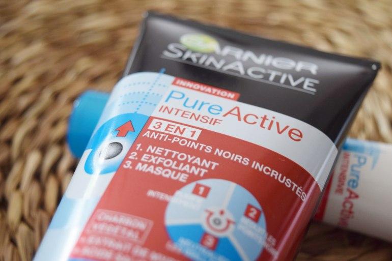 Le masque SkinActive PureActive 3 en 1 de Garnier