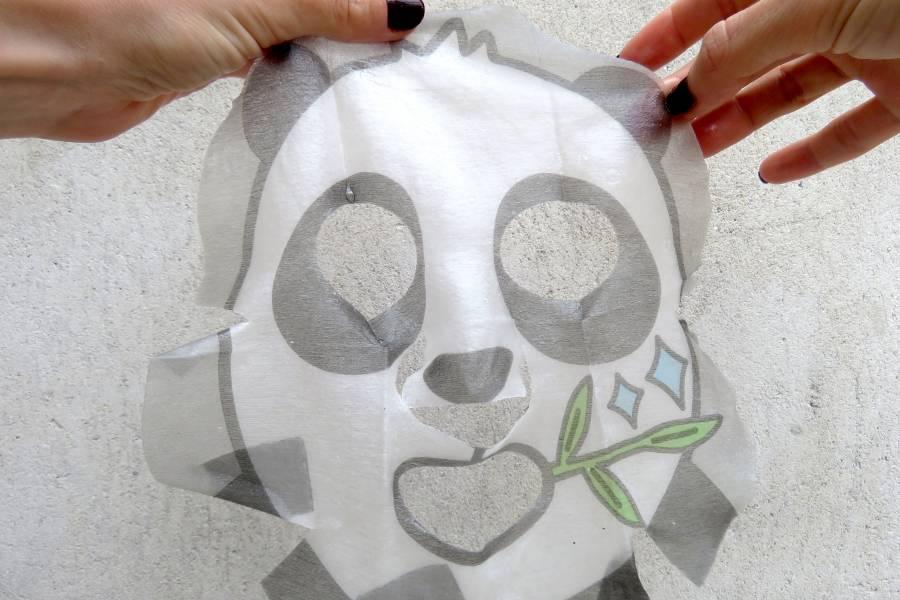 Masque Panda Skin79