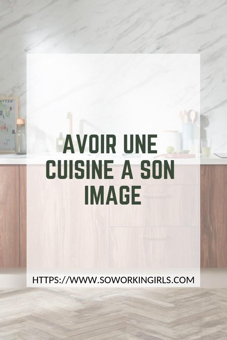 Avoir une cuisine à son image avec les nouveaux modèles de la nouvelle collection de cuisine de chez Lapeyre + Concours
