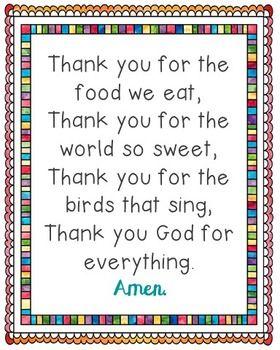 Childs Prayer 1