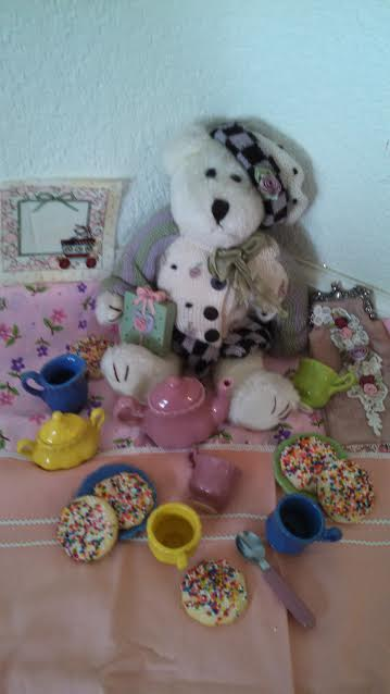 Moxie's Teddy and Me Tea