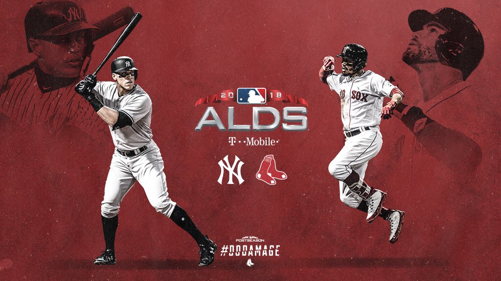 2018 ALDS: Red Sox vs. Yankees