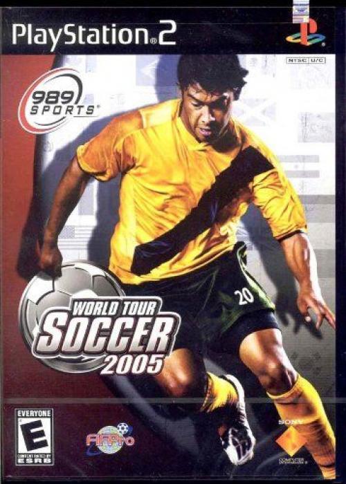 Carlos Ruiz en la portada del videojuego para PlayStation 2. (Foto: Pinterest)