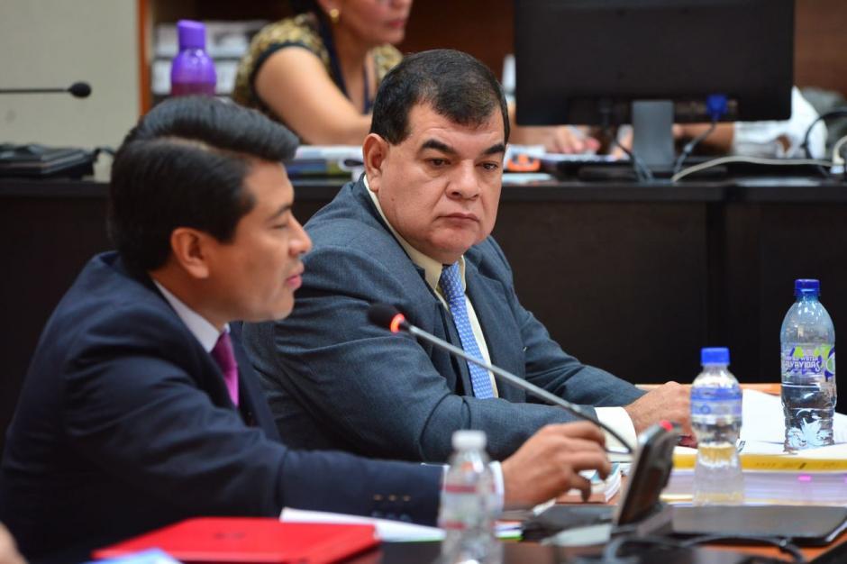 El exfiscal Rony López fue capturado en febrero de 2018. (Foto: Jesús Alfonso/Soy502)