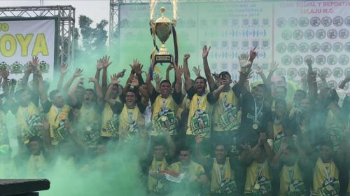 Guatemala tendrá representante en Liga de Campeones de Concacaf