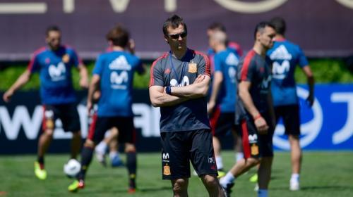 Julen Lopetegui es el nuevo entrenador del Real Madrid