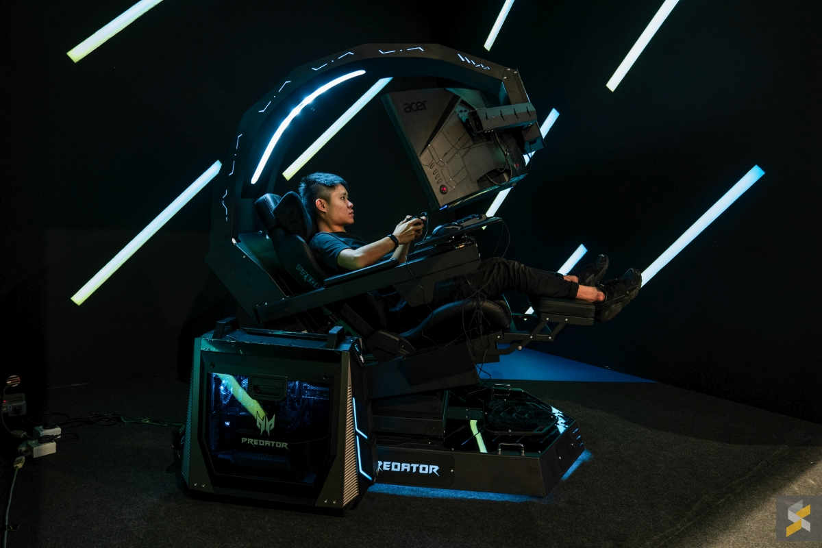 Acers Predator Thronos Gaming Rig Is An RM56999 Tribute To The God Of Excess