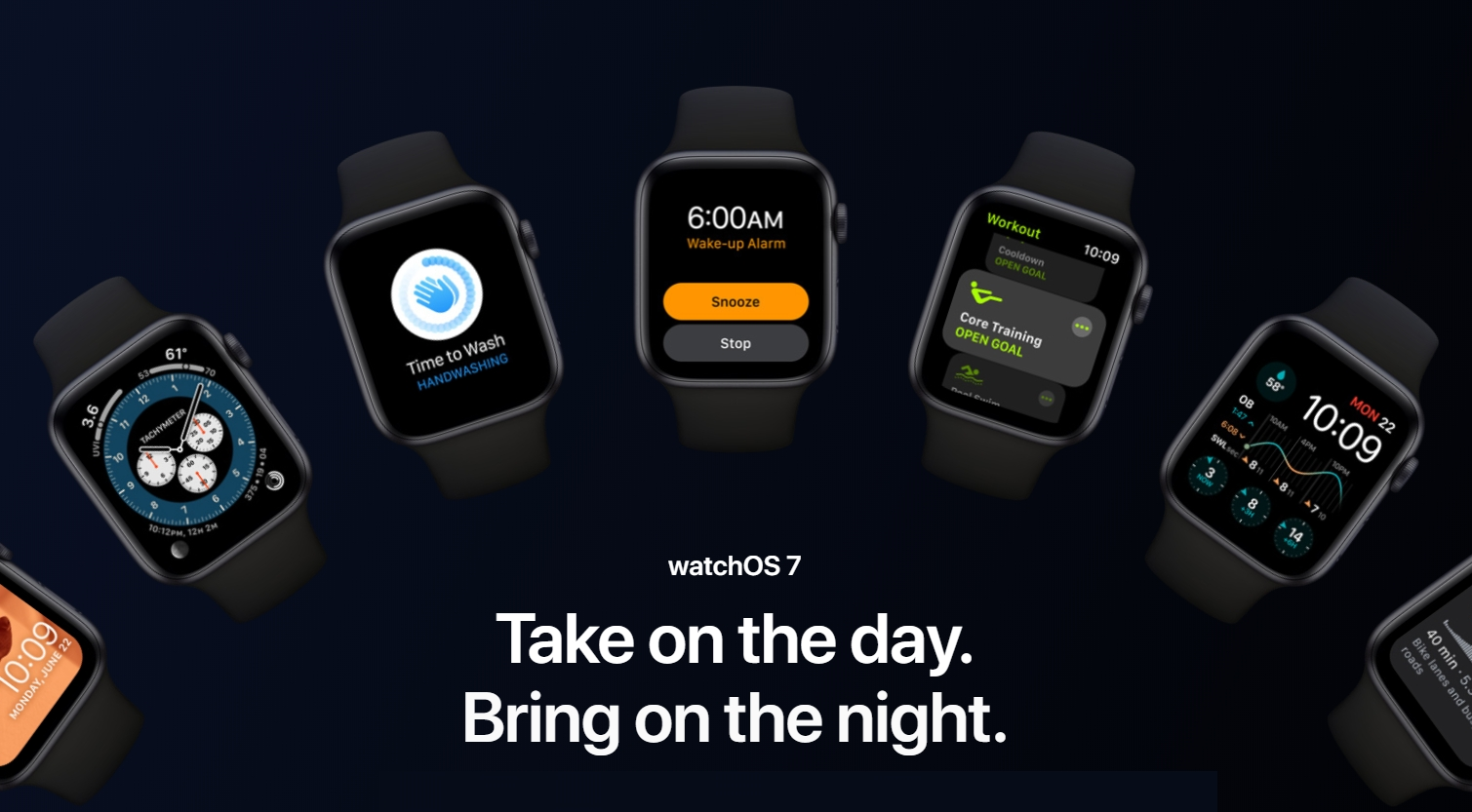 watchOS 7: Public beta now available, here's how to get it on your ...