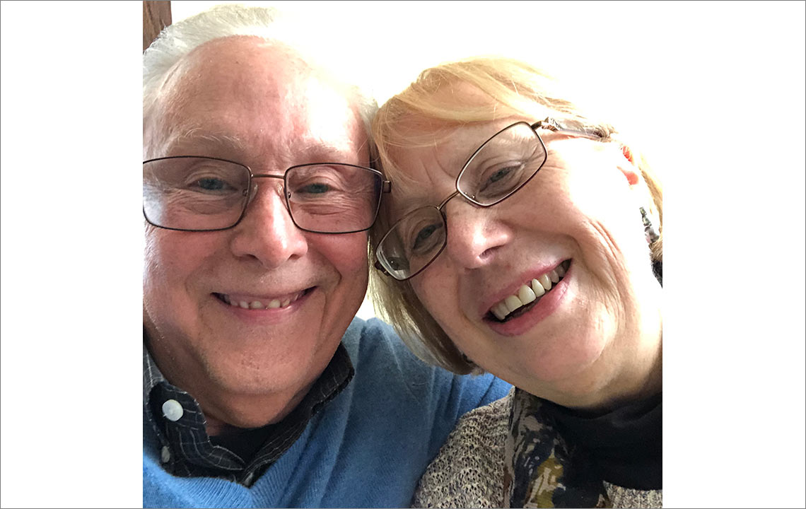 Comida sorpresa por nuestros 25 años de casados