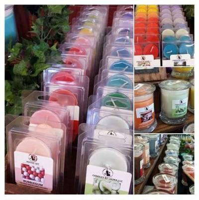Soy Candles-Candles by Laura LLC