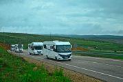 Las matriculaciones de caravanas y autocaravanas crecen en junio