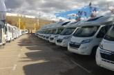 Repuntan las matriculaciones de caravanas, autocaravanas y campers en marzo de 2021