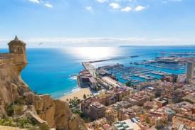 Costa de Alicante, destino de vacaciones con tu caravana durante todo el año