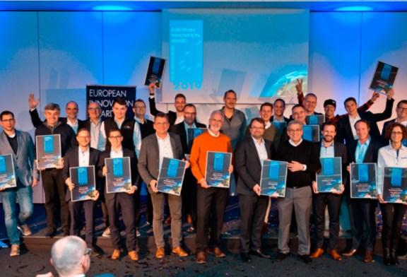 Ganadores de los premios European Innovation Award 2020