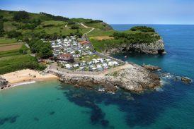 Vacaciones de camping por Cantabria