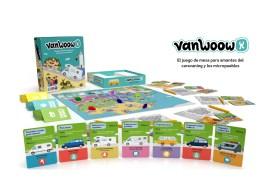 Código descuento juego de caravaning Vanwoow
