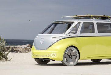 ID. Buzz, la camper eléctrica de Volkswagen