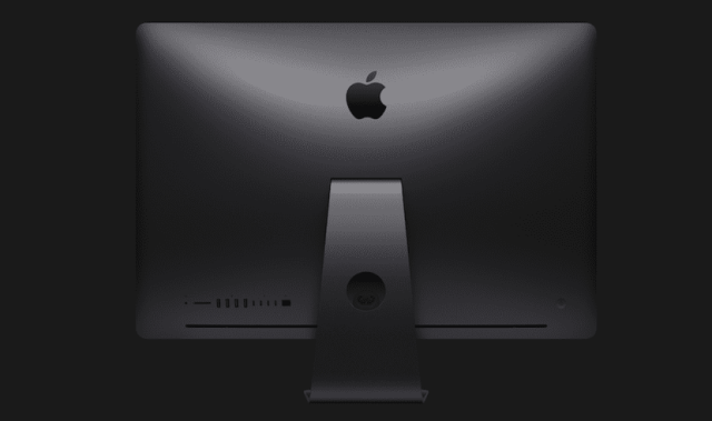 Espalda iMac Pro