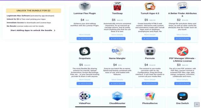 Un pack con 42 apps a un precio(<stro data-recalc-dims=