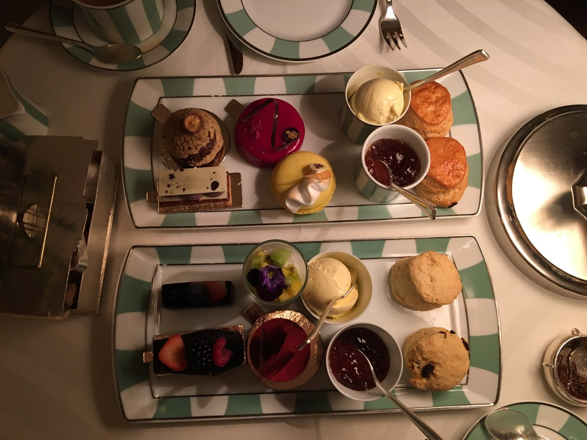 Review: Afternoon Tea at Claridges.