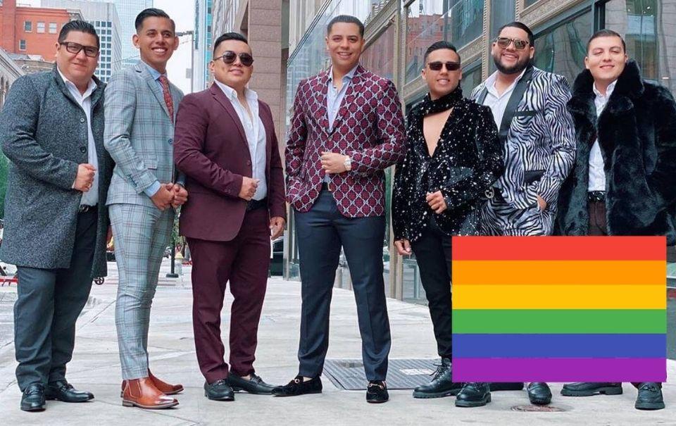 Integrante de Grupo Firme se declara abiertamente Gay