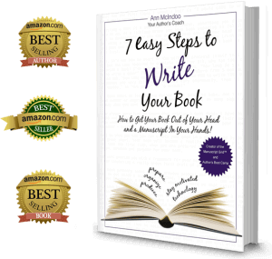7 Easy Steps To Write Your Book with Amazon Bestseller Seals