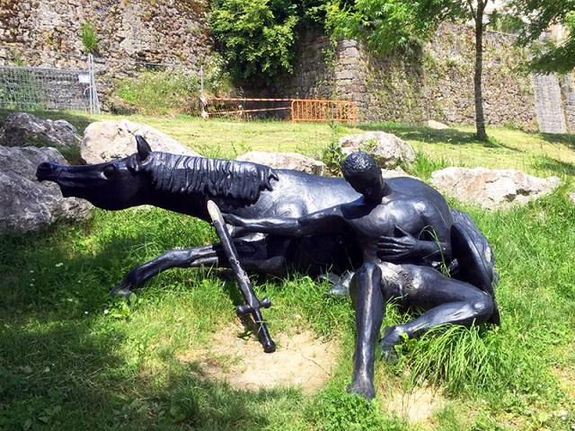 롤랑의 동상