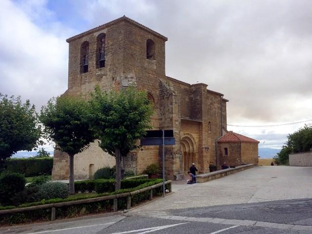 사리키에기, 산안드레아 성당