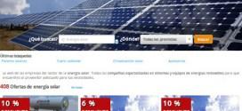 Encontrar la mejor Instalación de energía solar
