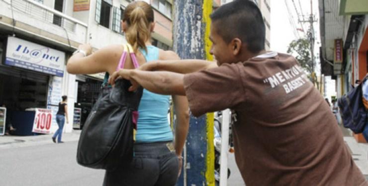 Hurtos y robos por Civilis Securitatis