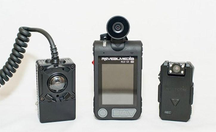 Microcámaras para Vigilantes