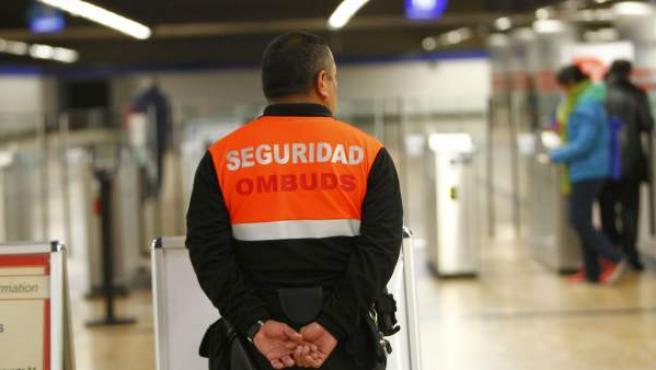 Vigilante de Seguridad