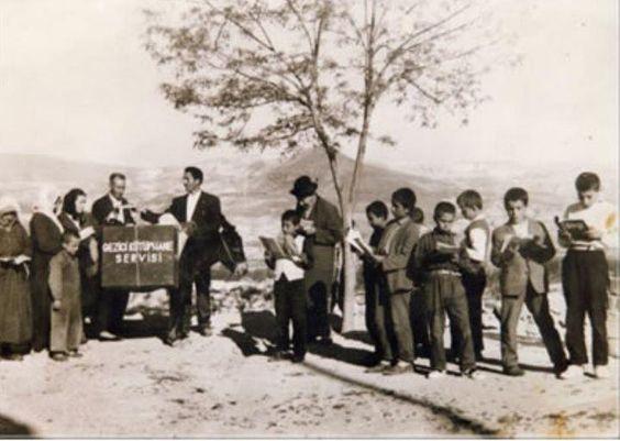 1970'ler Türkiye'sinde Çocuk Okur Olmak