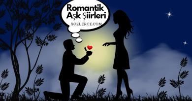 Romantik Aşk Şiirleri