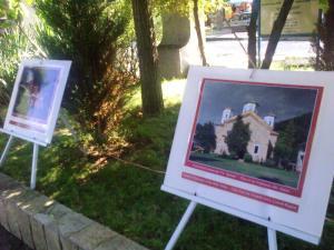 Фотоизложба, представяща български храмове, откриха в Созопол 1