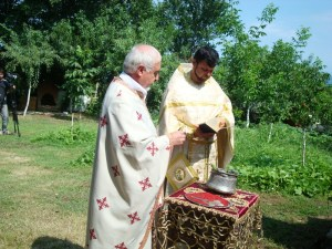 Св. Пантелеймон ще закриля Черноморец 1