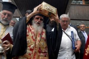Откриването на мощите на Св. Йоан Кръстител е най-значимото събитие за 2010 година 1