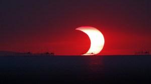 Слънчево затъмнение утре - 4 януари 2011 1